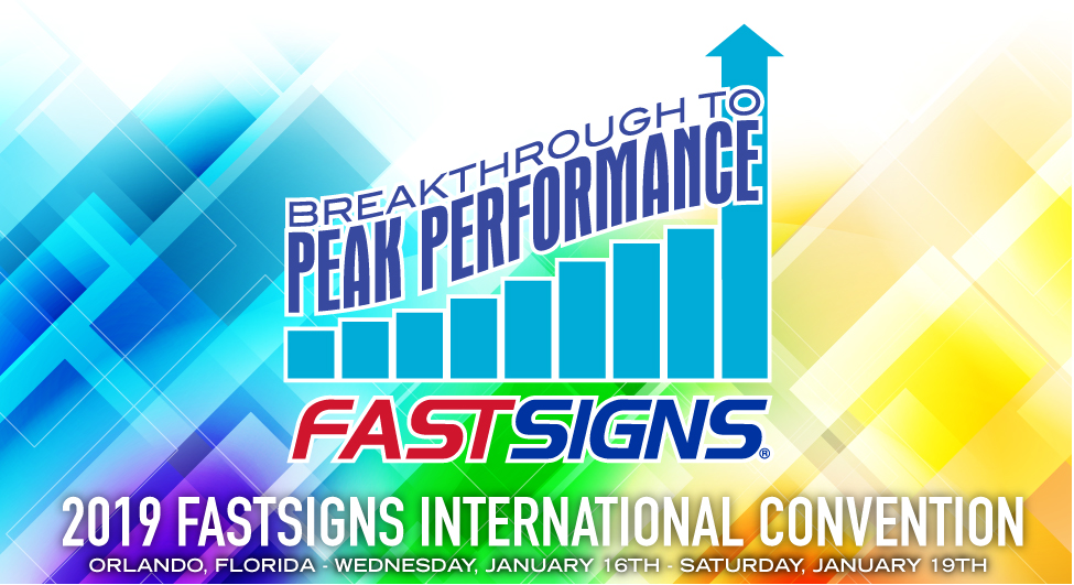FastSigns International Convention logo